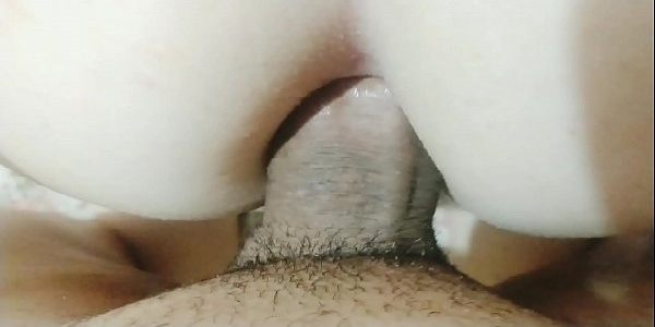 Gozando no cú apertadinho da novinha sapeca  gostosona  sexo anal amador